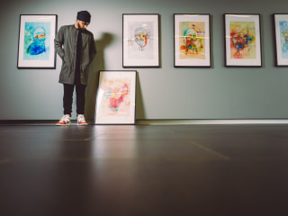 Illustrator Amandeep 'Inkquisitive' Singh Finds Inspiration as a 'Student of Life'