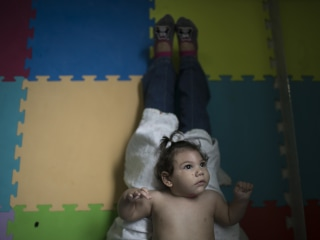 In Brazil, Moms of Zika Babies Struggle to Get Help