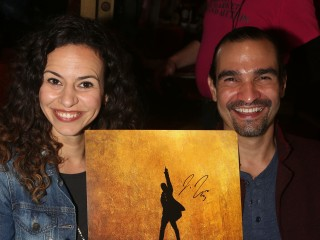 Mandy Gonzalez Takes Leading Role In Hit Musical Hamilton