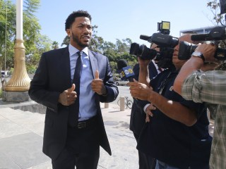 NBA Star Derrick Rose Found Not Liable in Civil Rape Case