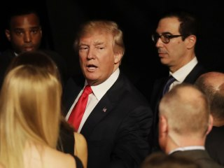 Trump Commits to Accepting Election Results 'If I Win'