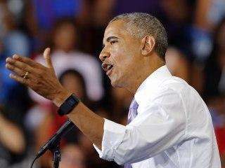 Obama: Trump's Rigged Election Rhetoric 'Dangerous'