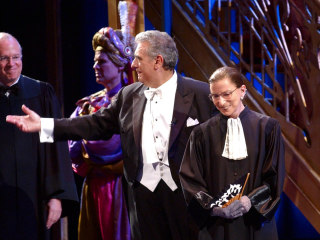 Ruth Bader Ginsburg to Make Opera Debut With Washington, D.C. Production