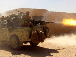 U.S. Commander: ISIS Attempting to Establish Caliphate in Afghanistan