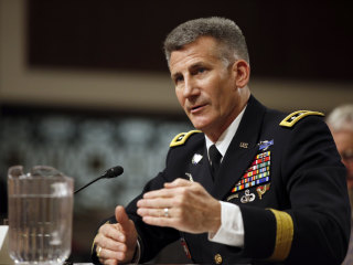 U.S. General Concerned About State of Afghan Security Forces