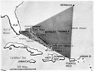 Bermuda Triangle Mystery Solved? Not Likely, Says Meteorologist