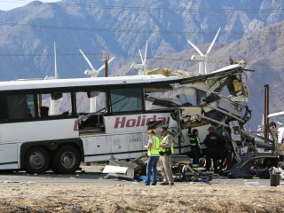 Worn Tires May Have Had Role in Fatal California Bus Crash: NTSB