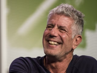 8 Things We Learned About Anthony Bourdain During His Sunday TODAY Interview