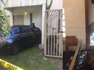 Driver Hits Miami Church, Injuring 12