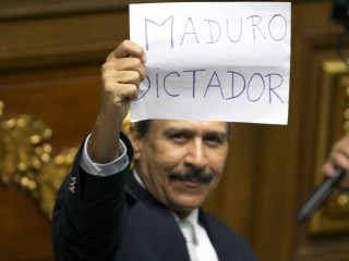 Venezuelan Congress Accuses President Nicolas Maduro of Staging 'Coup'