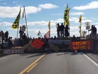 Tribe Asks DOJ to Intervene in Escalating Dakota Access Pipeline Protests
