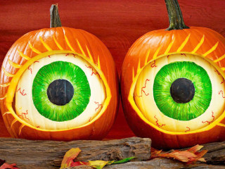 Not your average jack-o'-lantern! 6 cool pumpkin carving ideas for Halloween