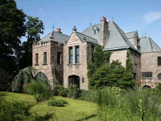 You could live inside of a castle! See inside this  'otherworldly' home