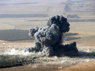 In Mosul Operation, ISIS Hit With More Airstrikes Than Ever Before