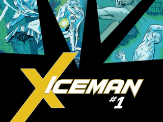 Gay Superhero Iceman to Get His Own Comic Book Series