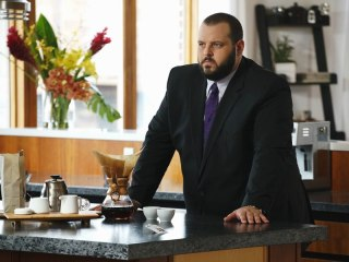 Actor Daniel Franzese Gets Political on ABC's 'Conviction'