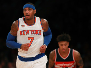 Carmelo Says Rather Than Kneel During Anthem he Wants Action