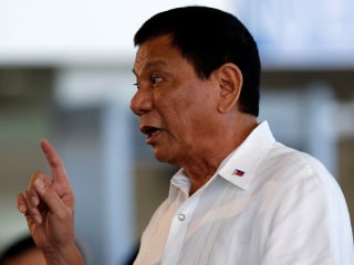 Philippine President Warns U.S.: Don't Treat Us 'Like a Dog With a Leash'