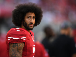 Kaepernick Doesn't Think Anthem Protests Affect Ratings