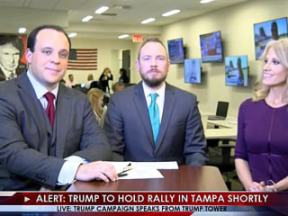 Trump Launches Nightly News Show Of Sorts — Recapping Episode 1