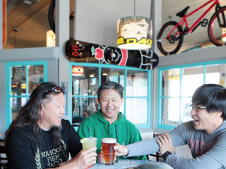 How 55-Year-Old Long-Haired Asian Surfer Wing Lam Built a Fish Taco Empire
