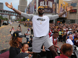 The 'Year of Cleveland'? Hard-Luck City's Sports Fans Are Losers No More