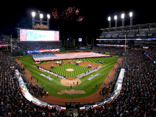 Follow Live: World Series Game 1: Cubs vs. Indians