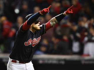 Cleveland Indians Beat Cubs 6-0 in Game 1 of World Series