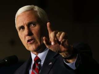 Pence Suggests Paul Ryan Will Stay House Speaker in Trump Presidency
