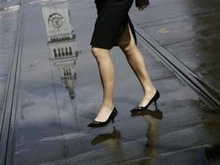 Women Work 39 Days More Than Men Per Year