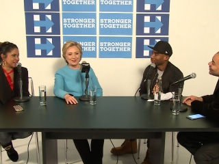 Hillary Clinton Talks Systemic Racism With 'The Breakfast Club'