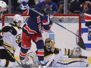 WATCH LIVE: NHL on NBCSN - Boston Bruins vs. New York Rangers