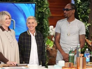 Martha Stewart, Snoop Dogg Make Surprising Confessions