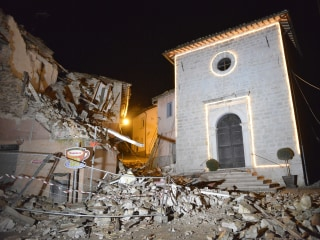 Italy's Latest Earthquake Appears Not to Have Been Deadly — Why?