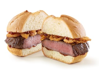 Don't Tell Santa! Arby's Is Introducing Deer Sandwiches