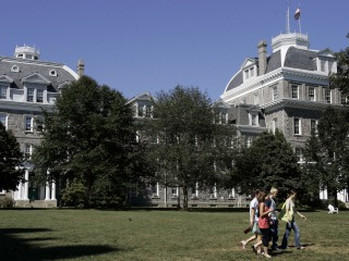 Students of All Races Welcome First Black Presidents to Largely White Colleges