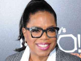 Oprah's First Cookbook Cover is Here! See What She's Serving Up