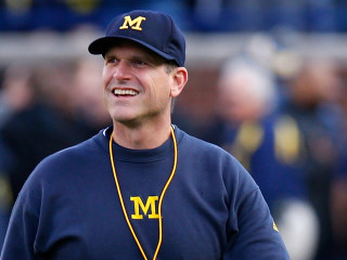 Michigan's Jim Harbaugh Could Make as Much as $10M in 2016