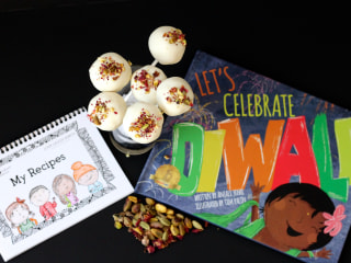 Children's Book 'Let's Celebrate Diwali' Explores Holiday's Different Traditions