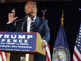 Trump Commends FBI For 'Courage' To Investigate Additional Clinton Emails