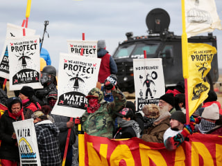 At Dakota Pipeline, Protesters Questions of Surveillance and 'Jamming' Linger