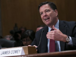 FBI Director Comey Opposed Naming Russia in Hacking Probe: Officials