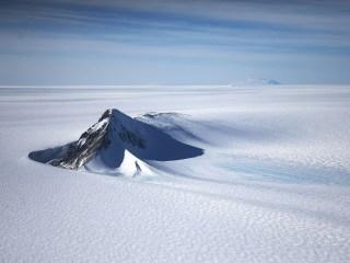 NASA's Antarctic Flyover Reveals Melting Continent