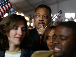 Rev. Jesse Jackson, 76, reveals he has Parkinson's disease