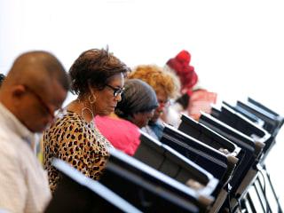 NBC News/Wall Street Journal Poll: 2016 'An Election About Fear'