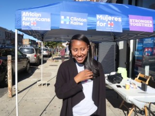 How One Philly Woman Is Courting the Black Vote for Clinton From the Ground Up