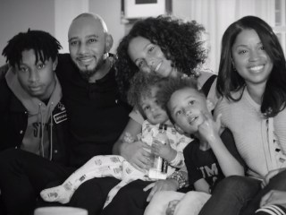 Alicia Keys Debuts Music Video for 'Blended Family'