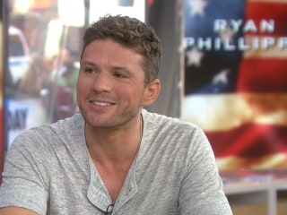 Ryan Phillippe Talks About New TV Series 'Shooter' and Working With Veterans
