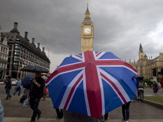 Brexit, What Brexit? Londoners Upbeat Despite Uncertainty