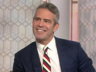 Andy Cohen Gets Candid in New Book 'Superficial'